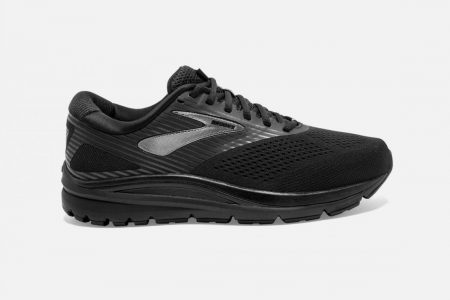 Corsa su strada | Addiction 14 -Scarpe da Corsa Black/Charcoal/Black | Brooks Uomo
