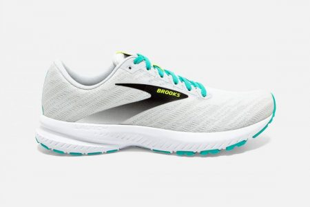 Corsa su strada | Launch 7 -Offerte su scarpe da corsa White/Nightlife/Atlantis | Brooks Donna