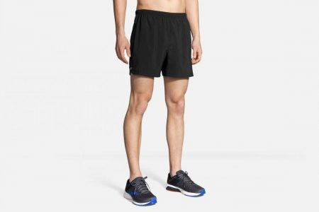"Pantaloni | Sherpa 5"" Short -Pantaloni Running Black 