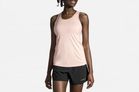 Tops | Pick-Up Tank -Maglie da corsa Flamingo | Brooks Donna