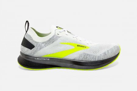 Corsa su strada | Levitate 4 -Scarpe da Corsa White/Black/Nightlife | Brooks Donna