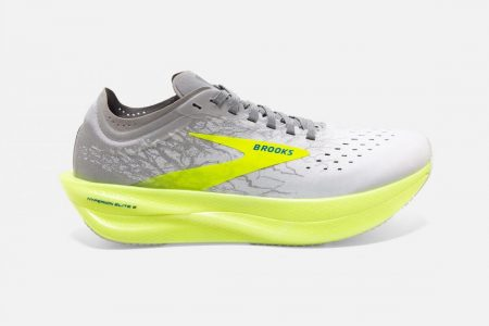 Pista e gara | Hyperion Elite 2 -Scarpe Running White/Silver/Nightlife | Brooks Donna